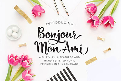 Font Project by: Laura Bolter Design