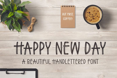 Learn Font Making Project by: Studio Denmark