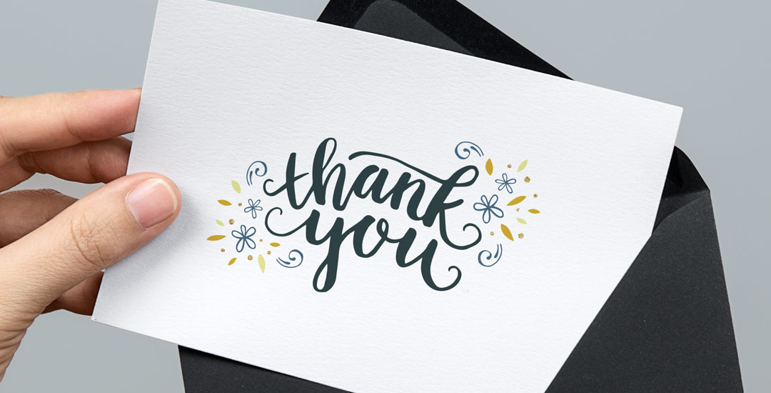 freebie: thank you card printable
