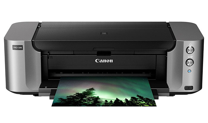 canon pixma pro 100 medium format printer
