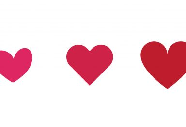 3 ways to create a heart shape in adobe illustrator