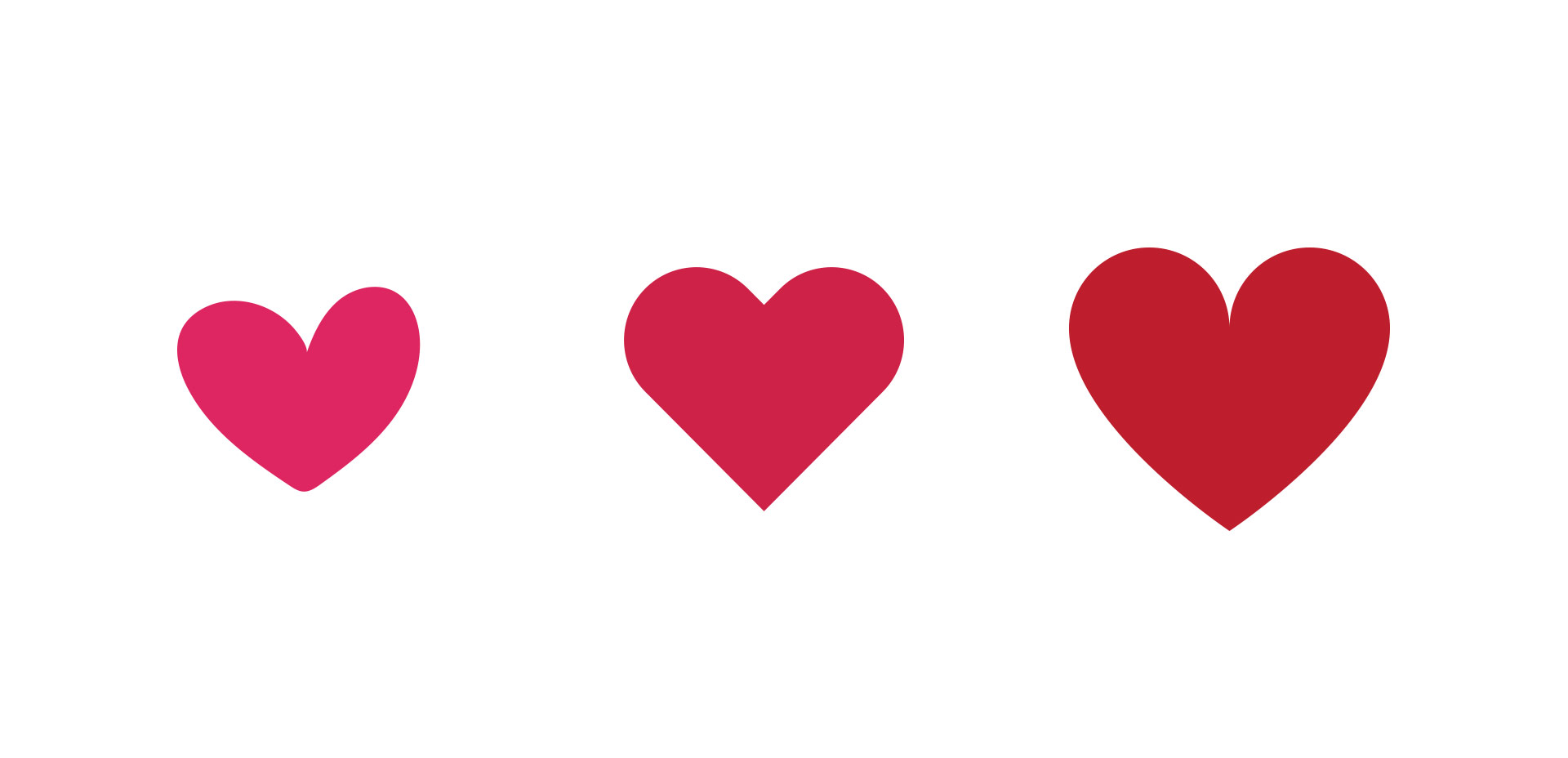 3 Ways to Create a Heart Shape in Adobe Illustrator - Every-Tuesday