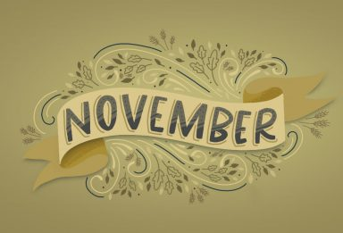freebie: November 2018 desktop wallpapers