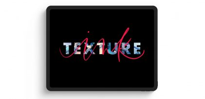 How to use Text in Procreate