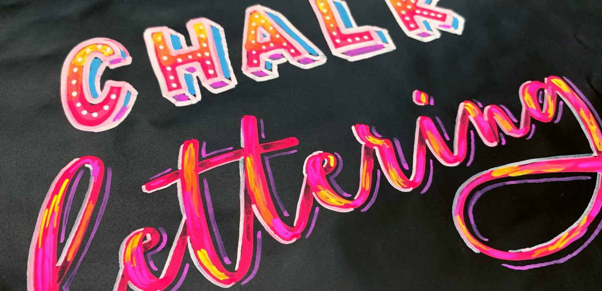 10 chalk marker effects anyone can do