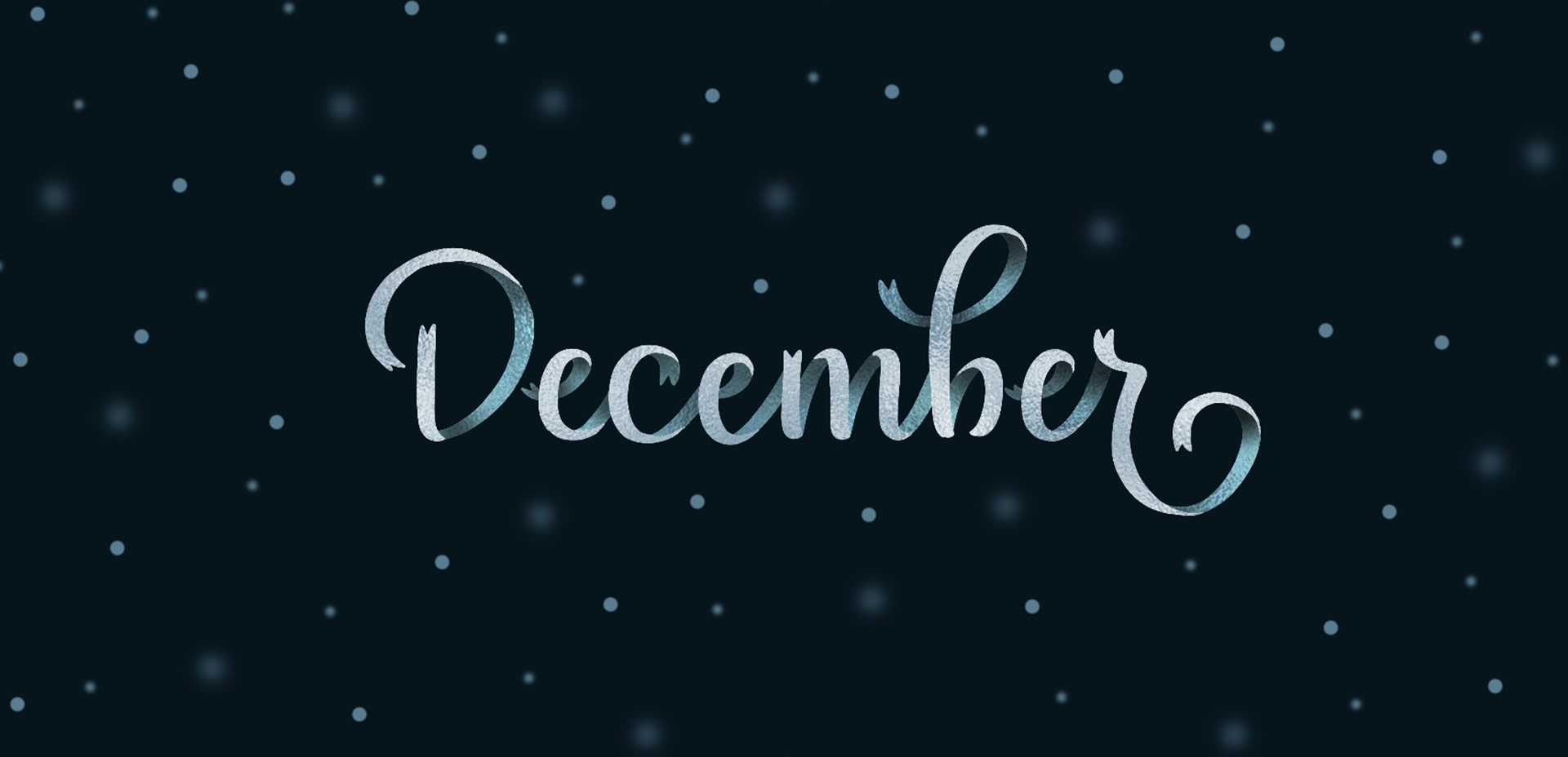 Freebie December 2019 Desktop Wallpapers Every Tuesday